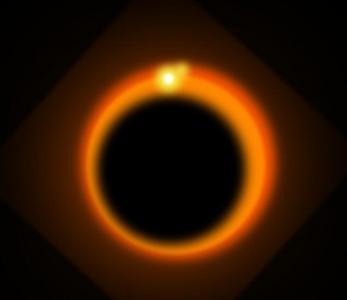 CSS3动画图形图像设计与制作代码绘制创意炫酷宇宙黑洞旋转动画效果