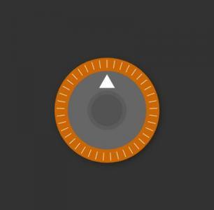 canvas网站图形动画特效制作代码绘制圆形图像鼠标点击旋转动画效果