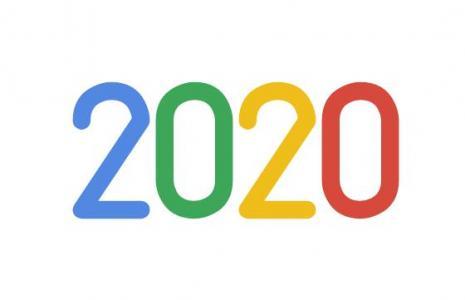 UI平面网页设计代码CSS3制作由不同色彩图像动态组合成2020样式