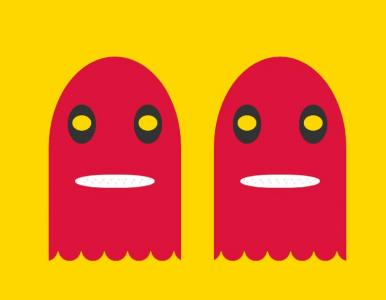 特效网站设计代码纯CSS3绘制创意大气卡通水母人物头像效果