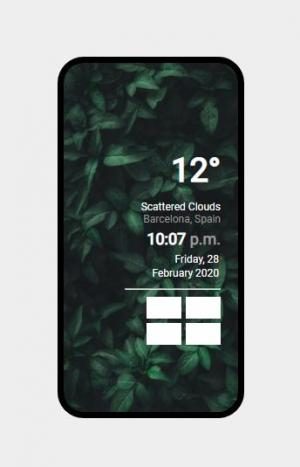 UI设计网页代码CSS3设计智能手机屏幕样式展示效果