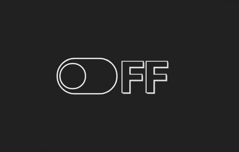 jQuery特效制作简笔画CheckBox滑块开关按钮样式效果