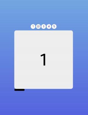 网页幻灯片模板下载JS代码设计制作简单焦点图幻灯片