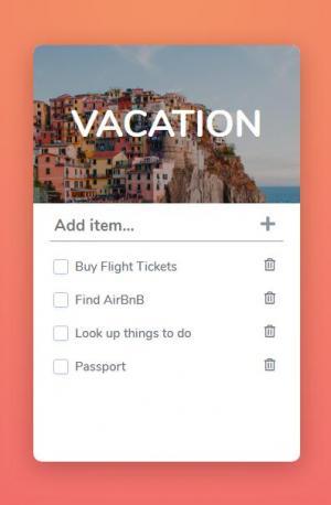 HTML5和CSS3设计带checkbook复选框的网页卡片列表界面效果