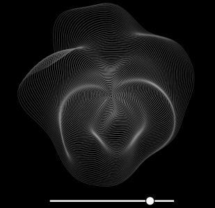 设计网站制作代码canvas画布实现鼠标拖拽滑块设置3D立体图形图像样式