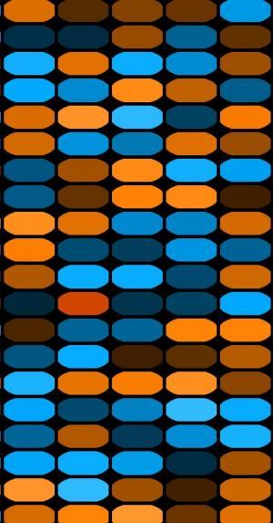 JS鼠标特效代码设计彩色单元格纹理背景图案鼠标滑过高亮展示效果