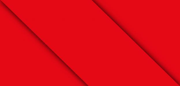 网站平面设计效果JavaScript和CSS绘制红色背景条形图形动画代码