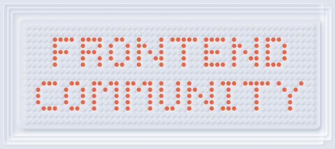 UI设计与制作网站大全CSS样式表设计LED粒子文字展示样式效果
