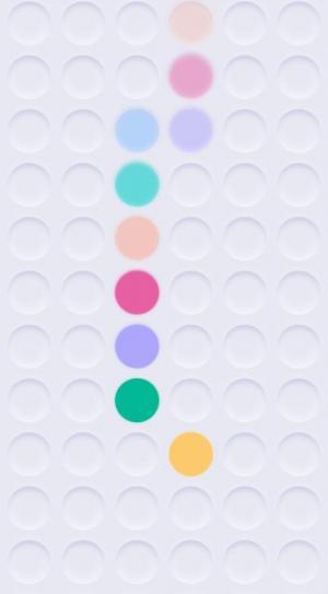 jQuery网页特效绘制纹理圆形图背景鼠标滑过圆形高亮展示代码