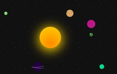 HTML5游戏设计与制作JS网站特效和CSS代码设计星球大战小游戏