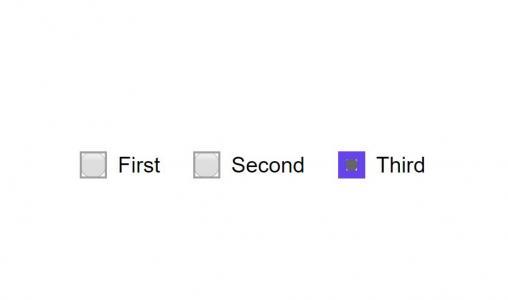 素材网站设计大全纯CSS和H5页面标签设计简单radio单选按钮样式效果