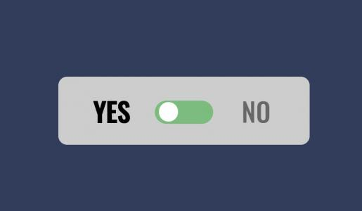 jQuery网页特效代码设计制作圆角边的checkbook滑块开关鼠标点击切换效果