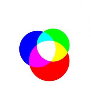 特效网页素材免费下载纯CSS3实现RGB色值圆形图形旋转切换效果