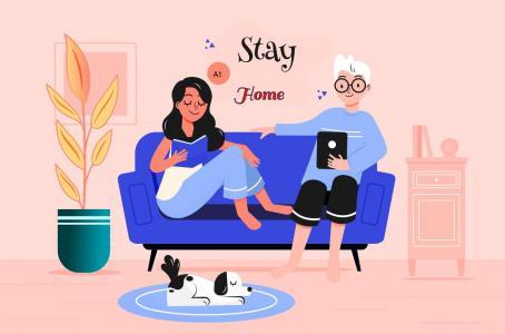卡通动画图像素材设计大全CSS样式表设计创意动态家庭卡通图像