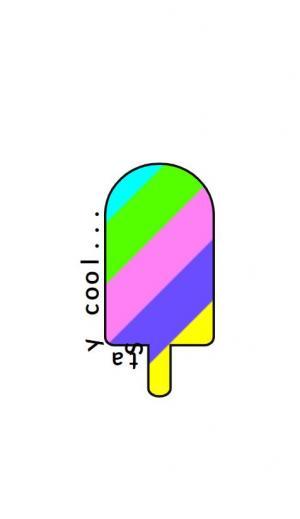 JS图形制作代码实现文本沿卡通冰棒图像轨迹旋转动画效果