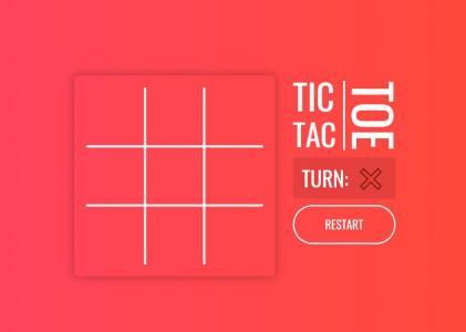 HTML5网页游戏制作代码JS与CSS3设计制作简单红色五指棋小游戏