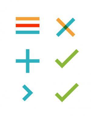 JS代码和CSS3样式表设计简单状态图标鼠标点击图标状态切换效果