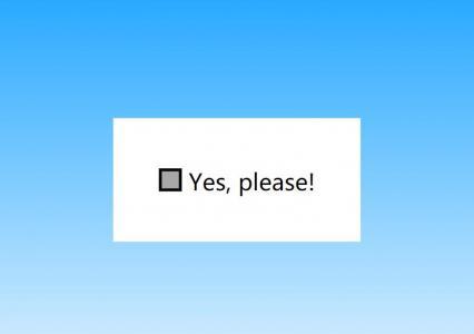 网站表单元素设计代码CSS3设计创意checkbook复选框状态切换效果