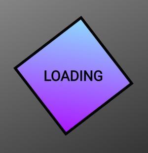 动画网站设计代码jQuery制作简单渐变背景的loading图标旋转效果