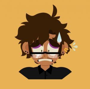免费素材下载HTML5标签代码和纯CSS3绘制创意卡通人物图像效果