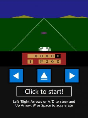 HTML5网页游戏下载CSS3动画属性设计制作简单的赛车小游戏