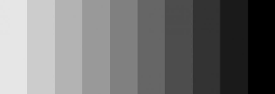 JavaScript和CSS颜色属性设计渐变拾色器鼠标滑过色彩块凸显展示效果