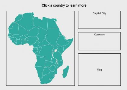 数据交互代码react.js和HTML设计地图鼠标点击地图区域高亮显示效果