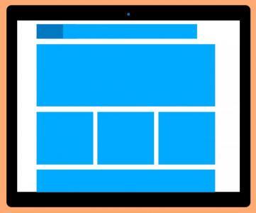 HTML5与jQuery网站特效代码设计制作响应式网页布局设备显示效果
