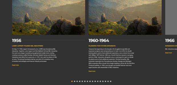 bootstrap和网站特效jQuery代码设计全屏焦点图幻灯片滑动效果