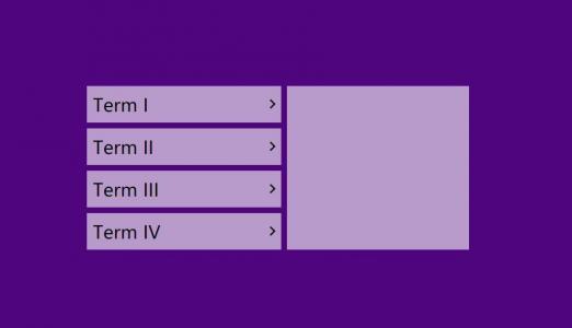 HTML5网站列表样式代码jQuery实现鼠标滑过列表高亮显示效果