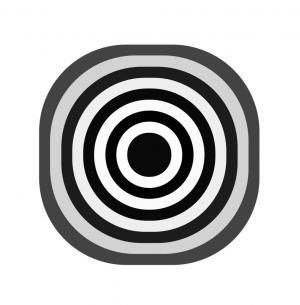 网站纹理动态图像绘制效果H5和CSS选择器属性制作蚊香图像特效代码