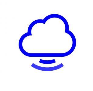 简笔画特效素材绘制效果纯CSS3网页制作代码设计卡通动态简笔画云朵