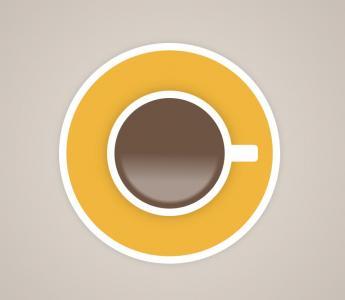 素材网页卡通图像绘制效果H5标签代码设计制作茶具俯视展示代码