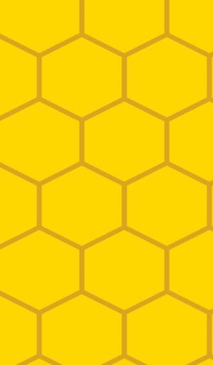 CSS鼠标移动特效代码设计六边形纹理背景鼠标滑过图形翻转动画效果