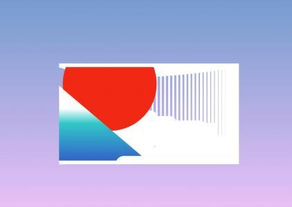 创意卡通3D立体空间图形绘制代码CSS设计实现鼠标滑过图形展示效果