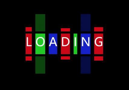 网站文字特效属性样式表CSS3设计带动画特效的loading动态文字