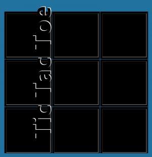 JS特效大全HTML九宫格布局网页代码设计制作简单五指棋小游戏