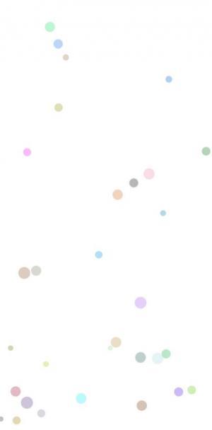 粒子动态背景图像设计与制作canvas画布代码设计彩色粒子漂浮动画效果