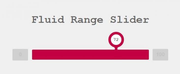 可拖动滑块设置属性值的css3实例html代码