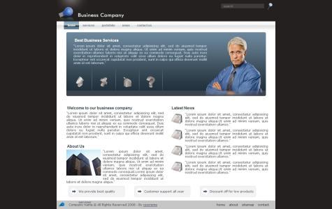 素材网模板设计公司网站英文版网站免费企业模板设计与制作