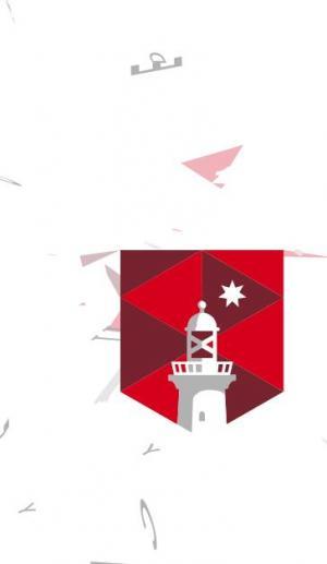 CSS绘制SVG麦格理大学标志动画效果网站LOGO素材设计与下载