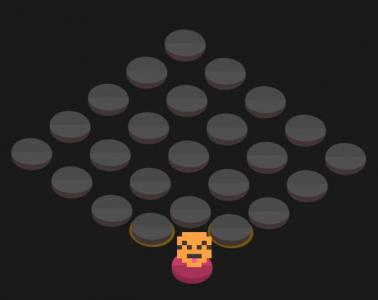 html5网页小游戏设计与下载JavaScript代码制作迷宫和怪物小游戏