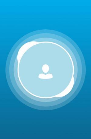 纯css3样式表设计制作带动画效果的Skype聊天工具Logo图标网页图标设计大全
