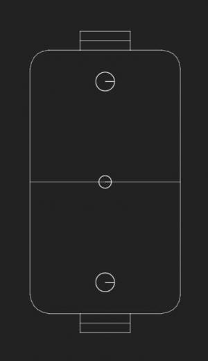 canvas画布素材js代码制作空气曲棍球物理测试html网页素材下载
