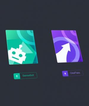 HTML5网页布局排版CSS3样式表绘制3D手册下载动画效果鼠标悬停按钮发光样式代码