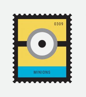 html网页样式表设计制作个性邮票图像css网站动态图标素材设计与下载