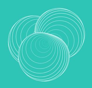 JavaScript网页代码绘制3D环形圆环波动动画效果html网页动画素材下载