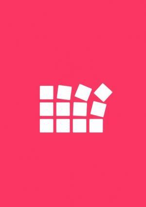纯css3代码绘制小方块左右晃动翻转网页数据loading加载动画特效代码