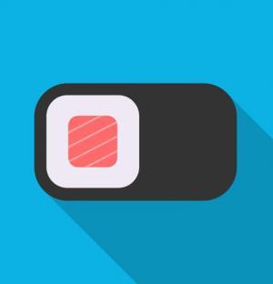 HTML和CSS3模拟制作带阴影的checkbox复选框滑块开关按钮鼠标点击切换动画效果
