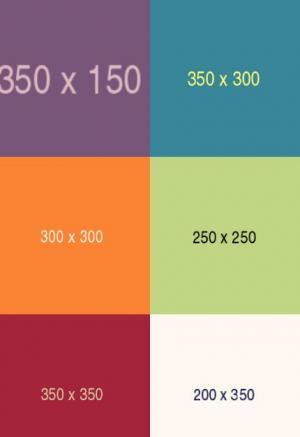 html与css3使用不同色块的响应式九宫格布局排版html网页布局大全